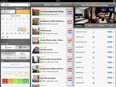 Trivago - 7 Aplikasi yang Membantu Travelling Membuat Travelling Menjadi Semakin Mudah